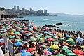 Viña del Mar Caleta Abarca, playa 01.jpg