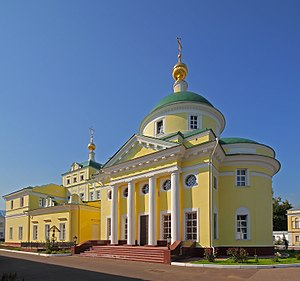 Leninsky District, Moscow Oblast - St. Catherine's monastery