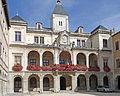 Vienne (Isère) - Hôtel de ville -4.JPG