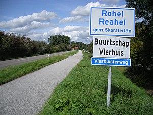 Rohel - Vierhuis vicinity