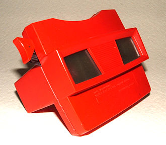View-Master - A View-Master Model G, introduced in 1962