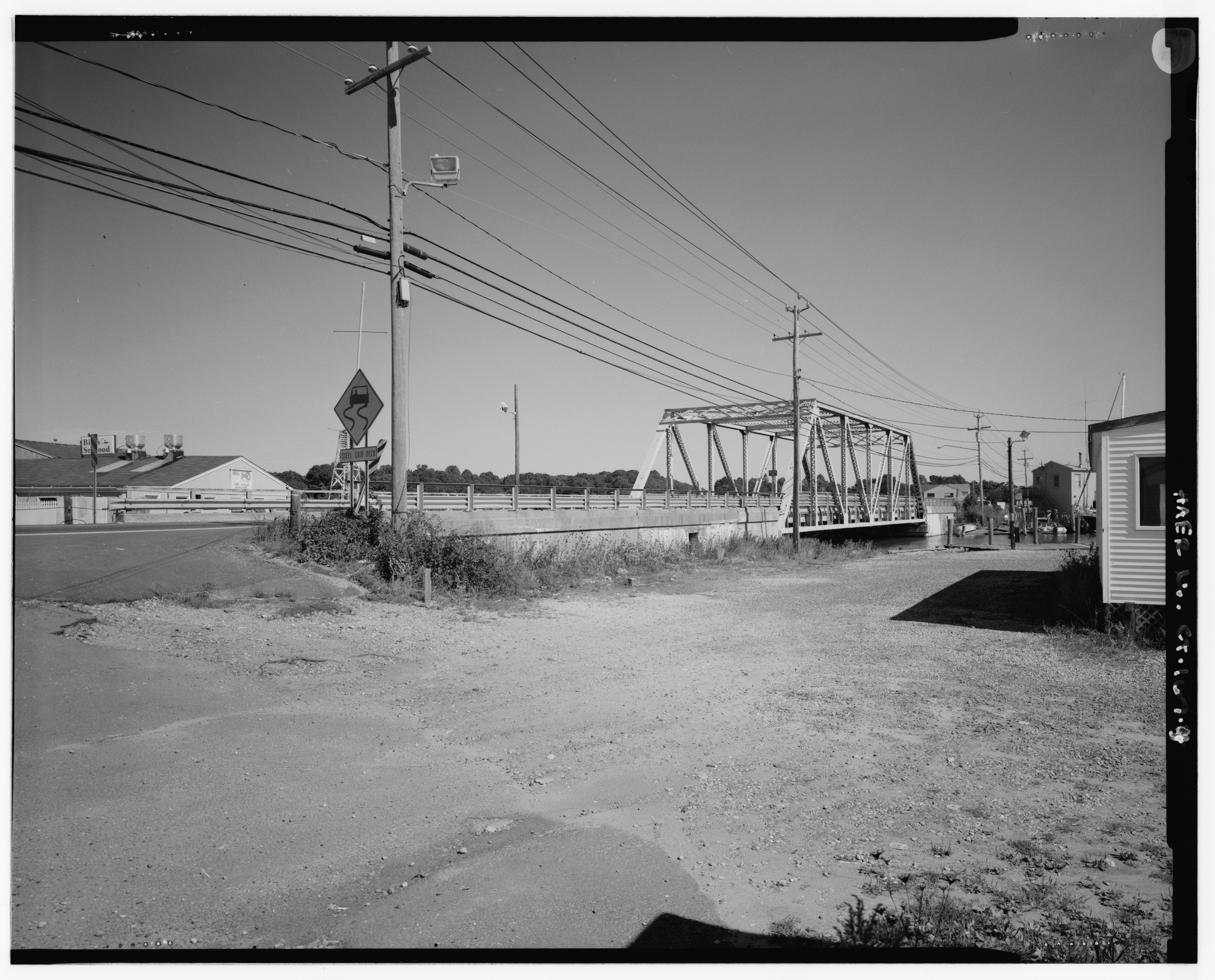 Singing River Bridge Aka Patton Island Bridge