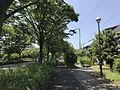 View near Fukuoka Prefectural Kasuga Park.jpg