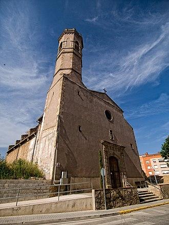 Vilanova del Camí - Church of St. Hilarius.