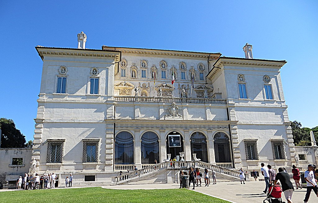 Galleria Borghese - Virtual Tour