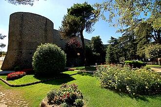 Ariano Irpino - The public garden