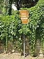 Villa Priuli Lazzarini; cartello turistico (Villa del Ferro, Val Liona).jpg
