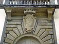 Villa le corti, s. casciano, stemma corsini 02.JPG