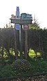 Village sign - geograph.org.uk - 1047232.jpg