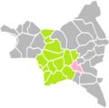 Villemomble (Seine-Saint-Denis) dans son Arrondissement.png