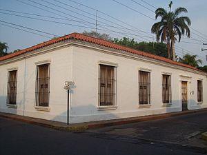 Barinas, Barinas - Image: Vista Actual de la Casa
