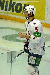 Vitaly Vishnevskiy Russian ice hockey player