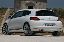 Volkswagen Scirocco - Wikipedia