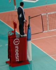 Volleyball referee