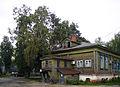 Volodarsk. Heritage Building of District Hospitall.jpg