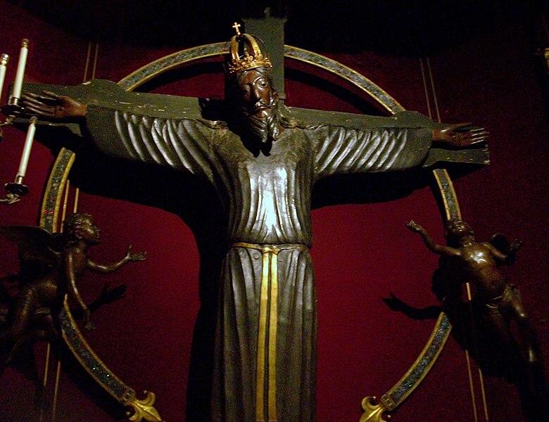 Christus Rex Crucifix