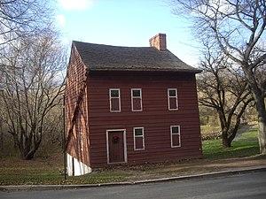 Staten Island - Voorlezer's House built c. 1696