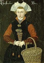 Vrouw uit Hensbroek