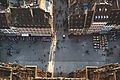Vue du parvis de la cathédrale de Strasbourg.jpg