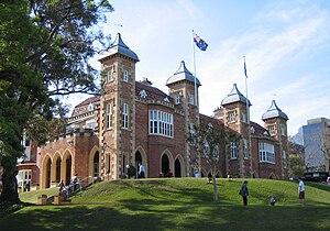 Government House, Western Australia