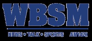 WBSM Radio station in New Bedford, Massachusetts