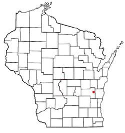 Location of Forest, Wisconsin
