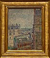 WLANL - MicheleLovesArt - Van Gogh Museum - View of Paris from Theo's apartment in the rue Lepic, 1887.jpg