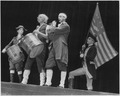 """WPA-Federal Theater Project-""""Created Equal""""-Act I Scene 3""""Spirit of 1776""""-Boston - NARA - 195858.tif"""