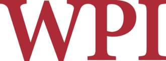 1893 WPI Engineers football team - Image: WPI wordmark