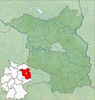 Potsdam Karte Stadtteile.Potsdam Reiseführer Auf Wikivoyage