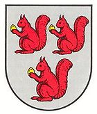 Das Wappen von Otterberg