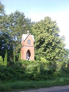 Wałdówko, Pomeranian Voivodeship Village in Pomeranian Voivodeship, Poland