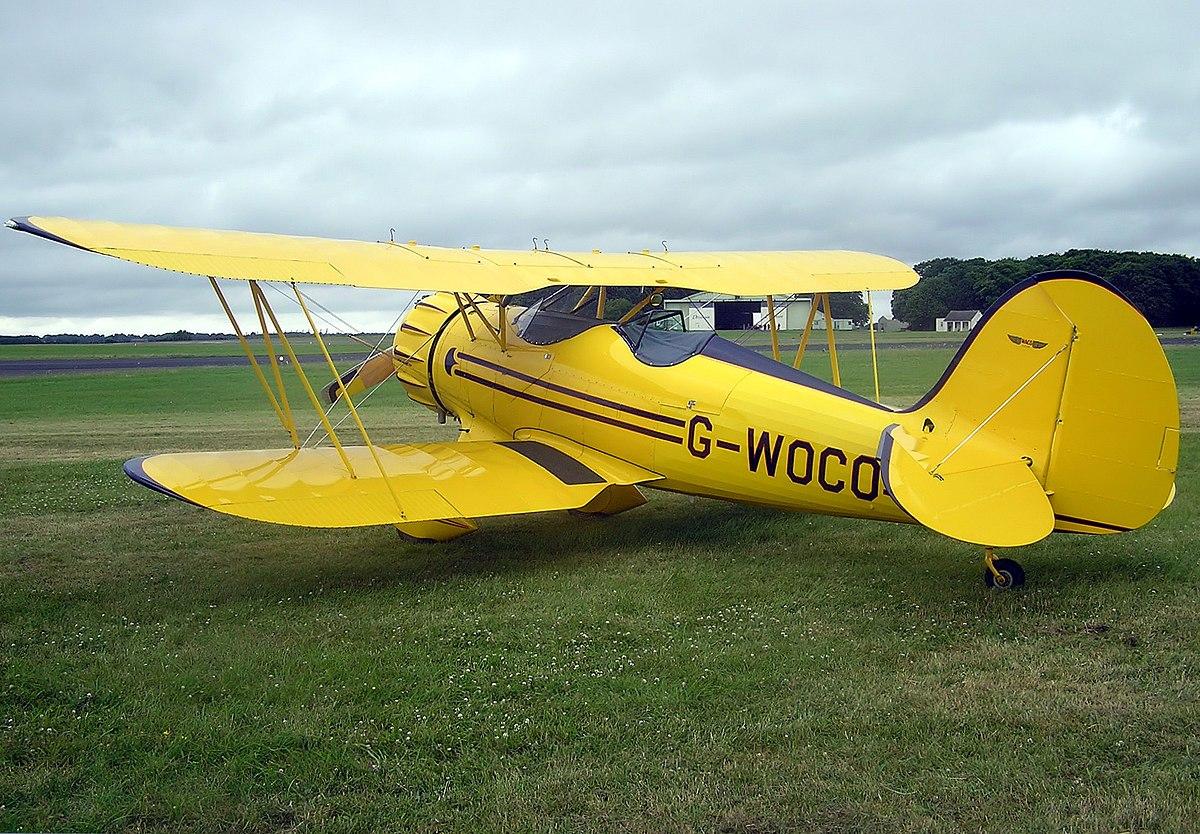 WACO Classic Aircraft - Wikipedia