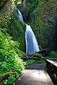 Wahkeena Falls (Multnomah County, Oregon scenic images) (mulDA0040a).jpg