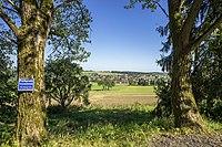 Waldbrunn - Waldkatzenbach - Blick vom Parkplatz Turmschenke über Waldkatzenbach.jpg
