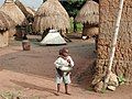Walking in the village, Togo.jpg