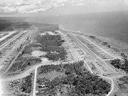 Wama airstrip April 1945 OG1934