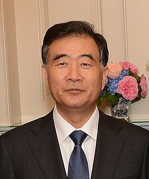 Wang Yang (politician) - Image: Wang Yang (Chinese politician) Washington 2013