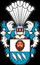 Das Wappen von Barth
