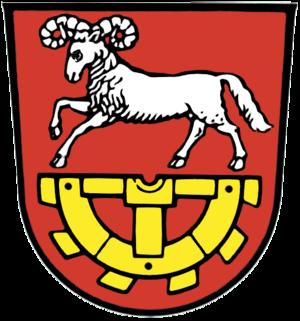 Nittendorf - Image: Wappen Nittendorf