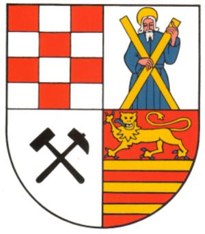Sankt Andreasberg - Image: Wappen Sankt Andreasberg