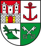 Das Wappen von Wettin-Löbejün