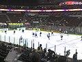 Warm ups before the Chops vs. Aeros game @iowachopshockey. (3280237042).jpg