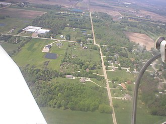 Blendon Township, Michigan - Borculo, a community in the township