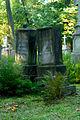 Warszawa Reduta Wolska - cmentarz prawosławny - nagrobki z 1874 i 1897 roku.jpg