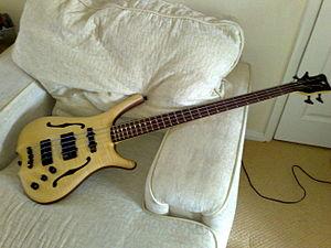 Warwick (company) - Warwick Infinity model