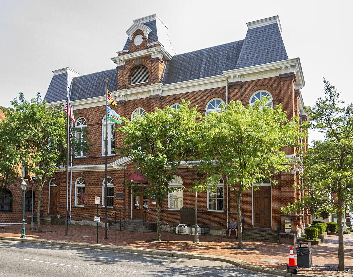 Washington County Courthouse Maryland Wikipedia