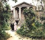 Василий поленов бабушкин сад 1878