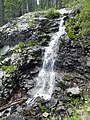 Waterfall near Williams Lake - panoramio.jpg