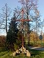 Wayside cross in Boruja Nowa.jpg